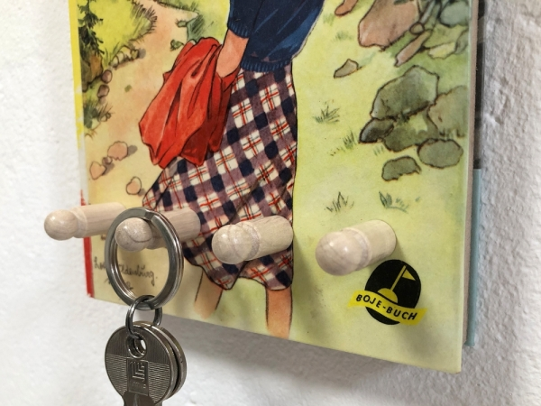 Schlüsselbrett oder Schmuckbrett