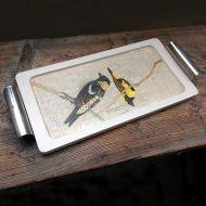 Upcycling___altes-Tablett-mit-Vogel